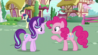 "Pinkie Changeling addresses Starlight as ""you"" S6E25"