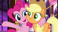 """Pinkie Pie """"let's just fix it all"""" S9E17"""
