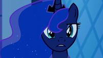 Princess Luna agrees with Fluttershy S5E13
