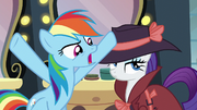 """Rainbow """"What evidence could you possibly have"""" S5E15.png"""
