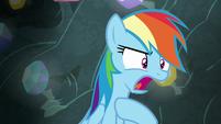 """Rainbow """"you ruined my treasure hunt!"""" S8E17"""