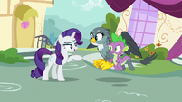 """Rarity """"I was just looking for you"""" S9E19"""