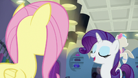 """Rarity """"oh, darling, come now"""" S8E4"""