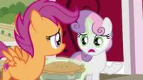 Sweetie Belle -we'll never find Big Mac- S9E23