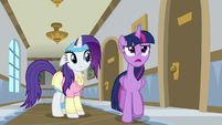 "Twilight ""if I don't stop investigating"" S8E16"