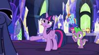 Twilight -you're sick of being princesses-- S9E13