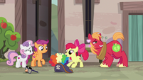 """Apple Bloom """"this is so excitin'!"""" S7E8"""