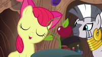 Apple Bloom --and a drop-- S6E4