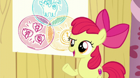 "Apple Bloom says ""So..."" S6E4"