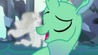 """Changeling calls Starlight """"apt and perspicacious"""" S7E1"""