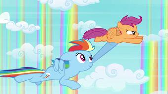Sleepless In Ponyville My Little Pony Friendship Is Magic Wiki Fandom Scootaloo vector (heart and hooves day) no dirt by. my little pony friendship is magic wiki