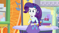 "Rarity ""is that all?"" EGS1"