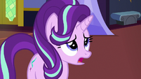 "Starlight ""assumed chillaxing could happen anywhere"" S6E21"