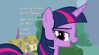 """Twilight """"Even if you did take that two-hour claw massage break"""" S5E22"""