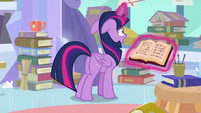 "Twilight ""I haven't found anything"" S9E25"