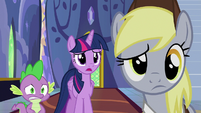Twilight Sparkle --are they in danger--- S6E25