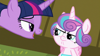 """Twilight telling Flurry """"not right now"""" S7E3"""