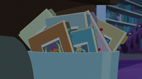 Young Six's student files in the garbage S8E25