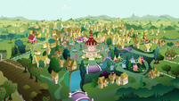 All of Ponyville returned to normal S9E2