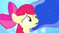 "Apple Bloom ""it doesn't matter what my cutie mark is!"" S5E4"