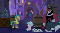 """Chrysalis """"more challenging than I thought"""" S9E17"""