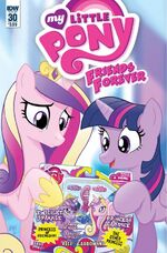 Friends Forever issue 30 cover A