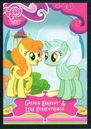 Golden Harvest u. Lyra Heartstrings F