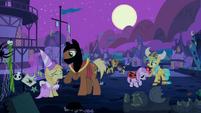 Ponyville Upset S2E4