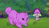 Princess Thunder Guts about to leap CYOE14b