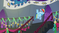 """Rainbow """"from all the excitement"""" S6E7"""