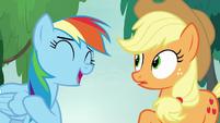 "Rainbow Dash ""cooperation!"" S8E9"
