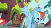 Rainbow really worried S4E21