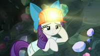 Rarity feeling lonely without Spike S9E19