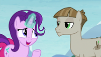 "Starlight ""have you ever flown a kite?"" S8E3"