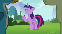 """Twilight """"how important working together is"""" S8E9"""