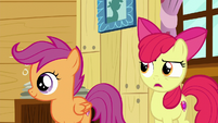 "Apple Bloom ""Maybe..."" S6E4"