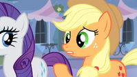 """Applejack """"tell him just in case"""" S4E24"""