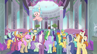 Cozy turns students against Neighsay S8E26