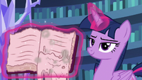 Friendship journal starts crumbling to dust S7E14
