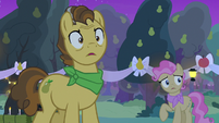 Grand Pear stunned by his daughter's choice S7E13