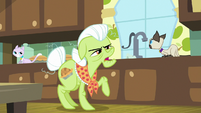 """Granny """"so fret-a-fied about work"""" S9E10"""