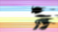 King Sombra getting vaporized S9E1
