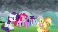 Mane Six stand down and surrender S9E25