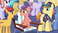"""Mustache Crystal Pony """"I know, right?"""" S6E2"""