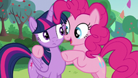 """Pinkie """"It is totally gonna freak your..."""" S5E24"""