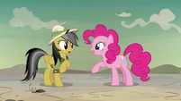 """Pinkie Pie """"you wouldn't let anything happen"""" S7E18"""