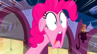 Pinkie super shocked face S2E24
