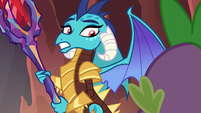 "Princess Ember ""you sure about this?"" S6E5"
