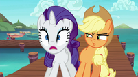 "Rarity ""Opalescence delivered your message"" S6E22"