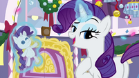 """Rarity """"well, as I was saying"""" BGES3"""